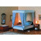 Chippendale Canopied bed, kit