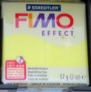 FIMO effect gul translucent